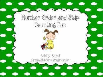 Number Order and Skip Counting