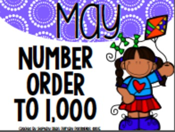 Number Order to 1,000 {May}
