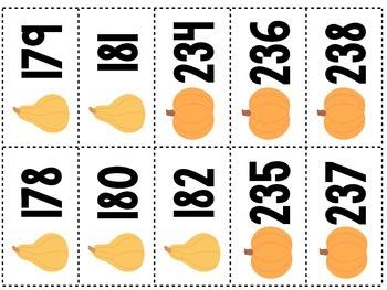 Number Order to 1,000 {November}
