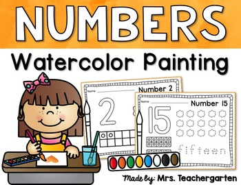 Number Painting