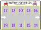 Number Parking Lot Pack