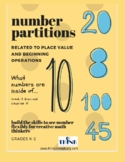 Number Partitioning Boards