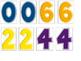 Number Partner Anchor Charts