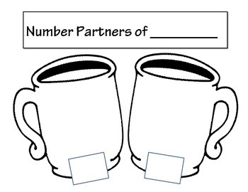 Number Partners, Addition