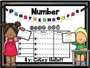 Number Partners: Bead it {5-10}