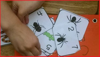Number Partners Math Games