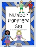 Number Partners Set (Addition to 10) CCS 1.OA