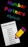 Number Partners flipbook
