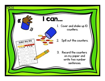 Number Partners for 10 {Common Core Math Resources}