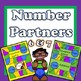 Number Partners for 6, 7, 8, 9, and 10 BUNDLE