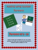 Number Partners (5 - 10)