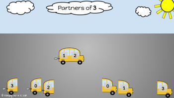 Number Partners in Google Classroom