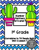 Number Partners of 6 and 7
