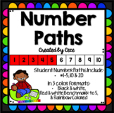 Number Paths 1-20