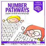 Number Pathways (Addition & Subtraction within 20): Talkin