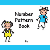Number Pattern Book - Counting Made Easy! 1-1,099