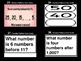 Number Pattern Task Cards (TEK 1.5A) 36 CARDS