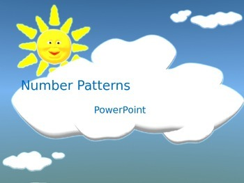 Number PatternPowerPoint