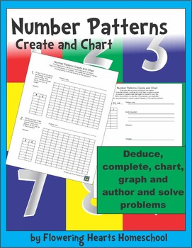 Number Patterns Create and Chart