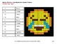 Number Patterns EMOJI Mystery Pictures - Addition & Subtraction