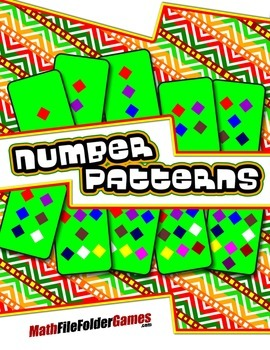Number Patterns {Mental Math Activity}