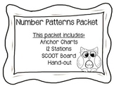 Number Pattern Stations