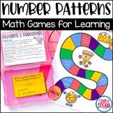 Number Patterns for 3rd Grade Game