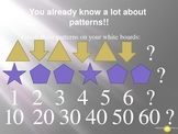 Number Patterns with Singapore Discs