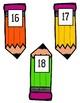Number Pencils
