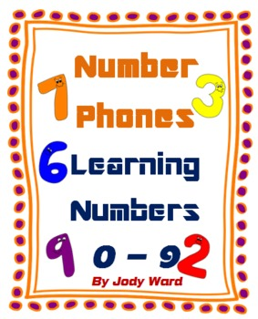 Number Game Number Phones - A Fun Way to Learn Numbers