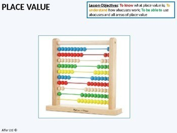 Number: Place Value and Abacuses (+ lots of resources)