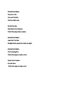 Number Poem