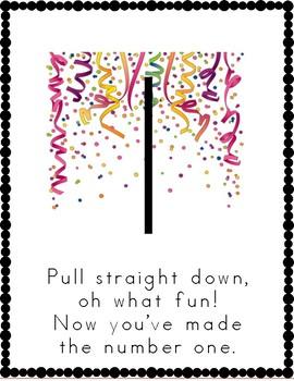 Number Poems - FREEBIE!