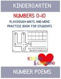 Number Poems: Kindergarten Math
