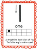 Number Poems for 1-9