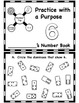 Number Bonds Interactive Morning Math Workbook #6 {K, Grade 1, 2}