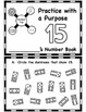 Number Bonds Interactive Morning Math Workbook #15 {K, Gra
