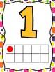 Number Poster 1-20 Tens Frame