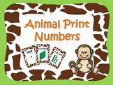 Number Poster Anime Print Base Ten