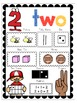 Number Posters 0-10