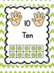 Number Posters 0-10 Chevron