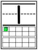Number Posters - 0-20, Base 10 on Ten Frames, Handwriting Guidelines