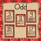 Number Posters 0-20 Cowboy Western Theme Number Cards