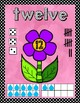 Number Posters (0-20) - Fun Flowers