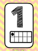 Number Posters 0-20 With Tens Frames