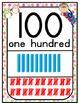 Number Posters 0-30 Plus Bonus Cards ~ Owl Theme with Zero the Hero