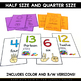 Number Posters 0 to 20 - Half and Quarter Size