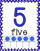 Number Posters {1-20 with Ten Frames}