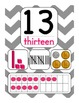 Number Posters 11-20