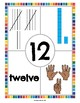 Number Posters 11- 20 (5 ways to show a number)